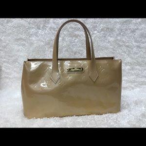 Louis Vuitton Vernis Wilshire Tote 🍁